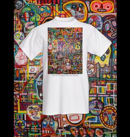 "Evan Kasle ""Arcadia"" Tee Shirt (Medium) by Evan Kasle"