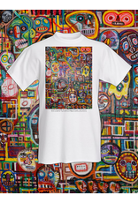 """Arcadia"" Tee Shirt (Large) by Evan Kasle"
