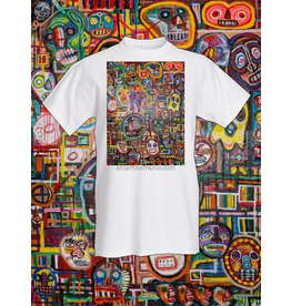 """Evan Kasle """"Arcadia"""" Tee Shirt (Large) by Evan Kasle"""
