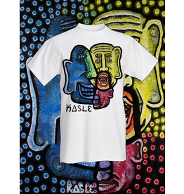 """Evan Kasle """"Conspiracy Theory of Color"""" Tee Shirt (2X) by Evan Kasle"""