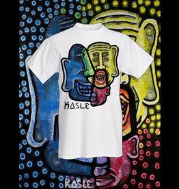 "Evan Kasle ""Conspiracy Theory of Color"" Tee Shirt (Medium) by Evan Kasle"