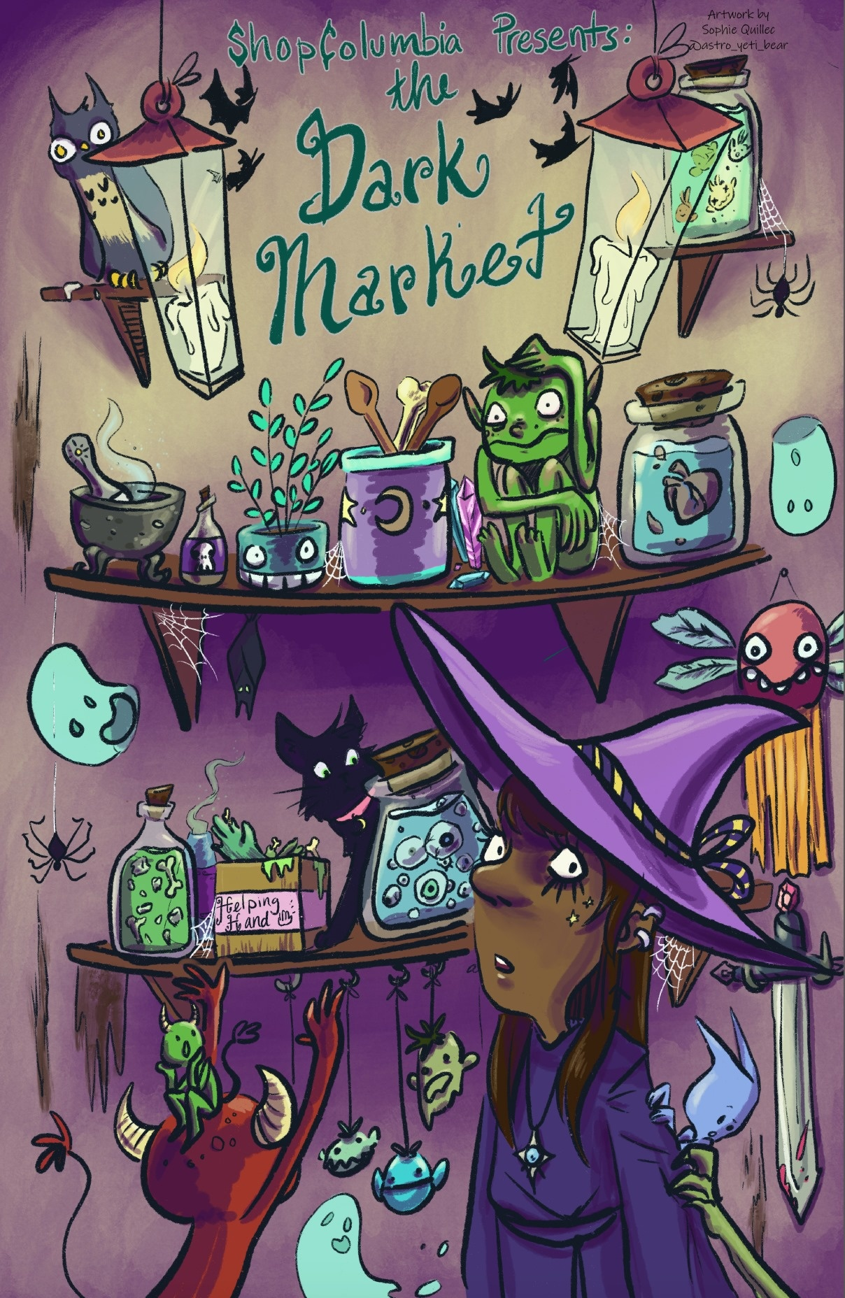 Spotlight Event: Dark Market