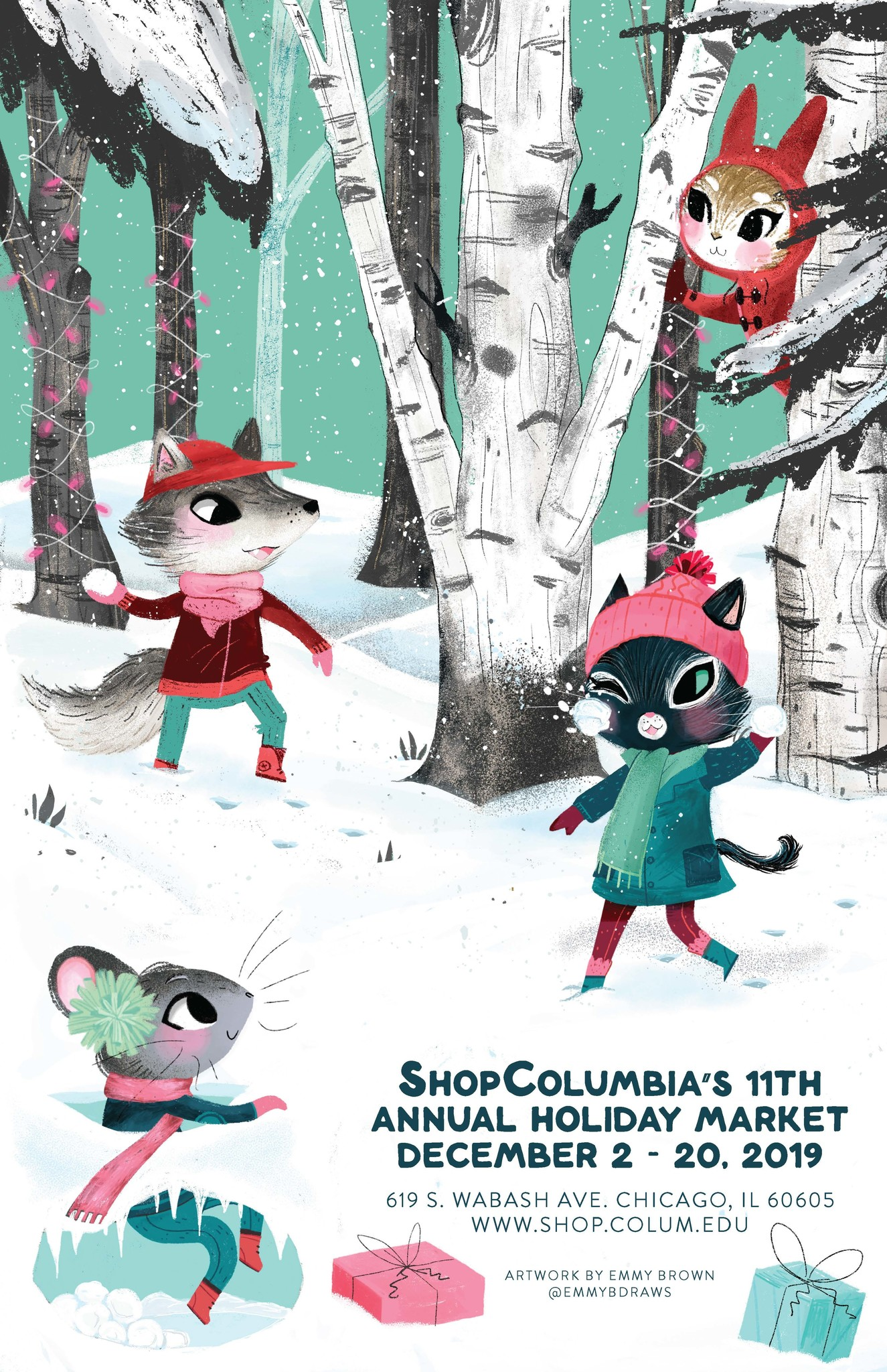 ShopColumbia's 11th Annual Holiday Market