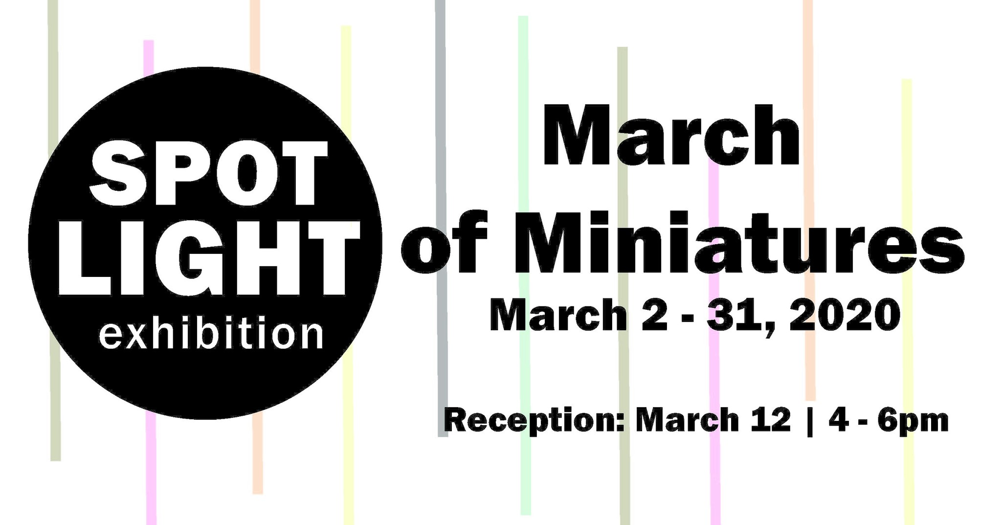 Spotlight Exhibition: March of Miniatures 2020