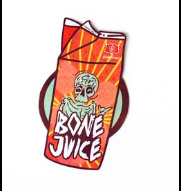 """""""Bone Juice"""" carton sticker by LOEHAWAII"""