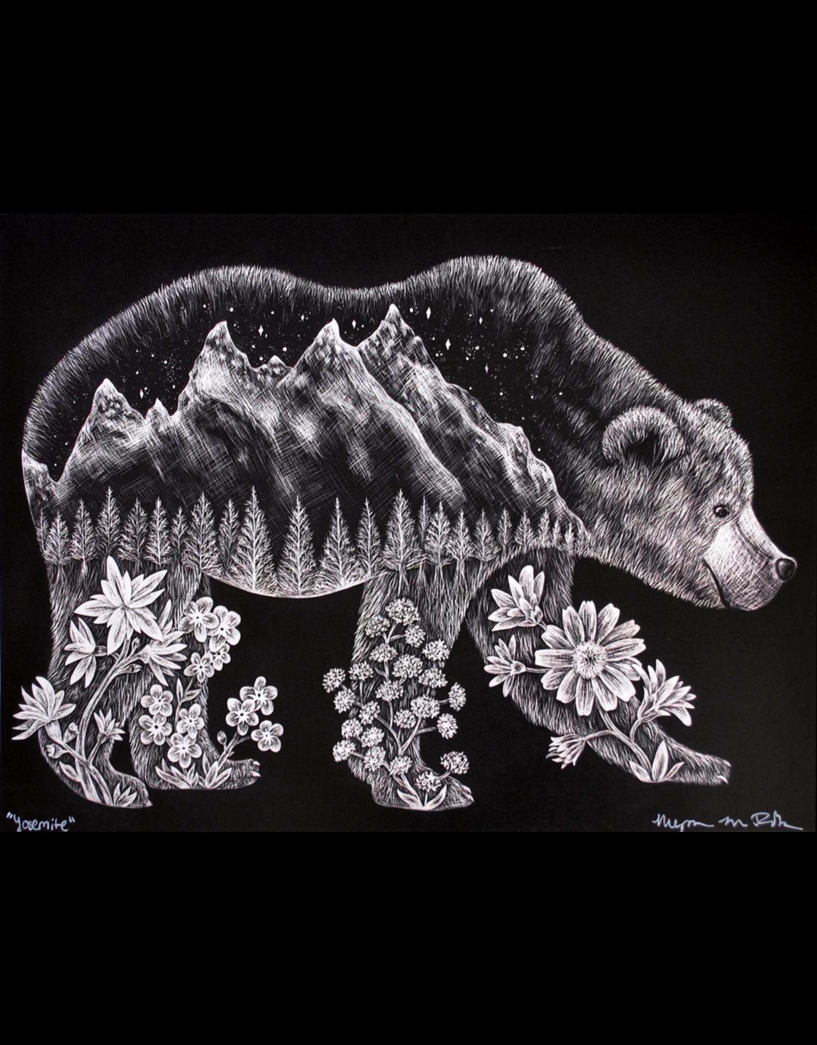 """""""Yosemite"""", digital print, Megan Rivera"""