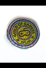"David Knight Corvus Press ""Gamer"" Single Button by David Knight"