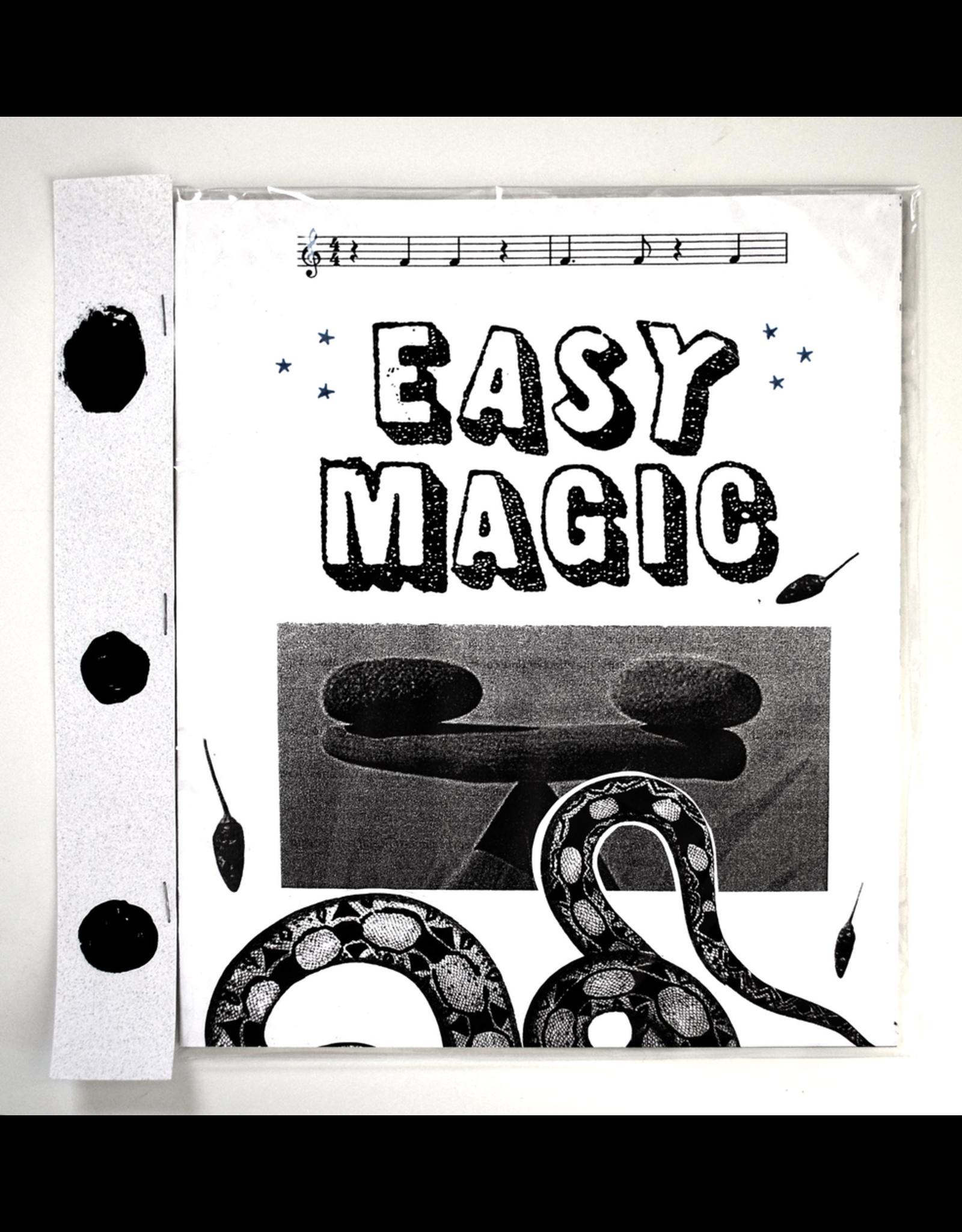 Julia Arredondo Easy Magic Zine by Julia Arredondo