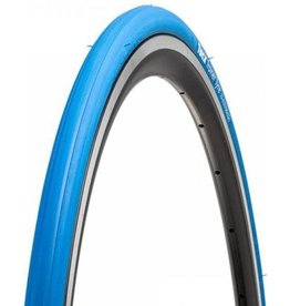 Tacx, Trainer tire, 27.5''x1.25'', Folding, 60TPI, 80PSI, Blue