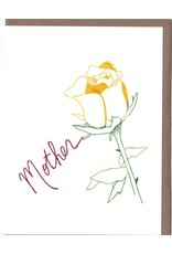 Mother Rose Card