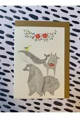 Escalade Birthday Card