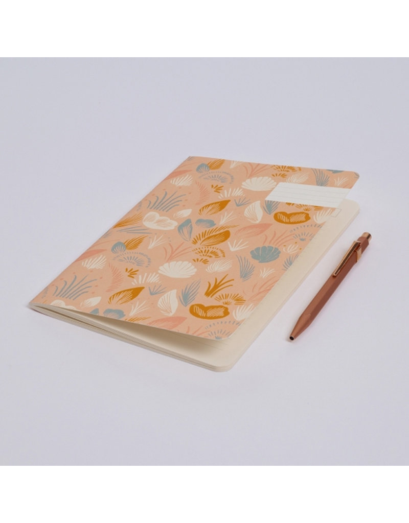 Coquillages Notebook