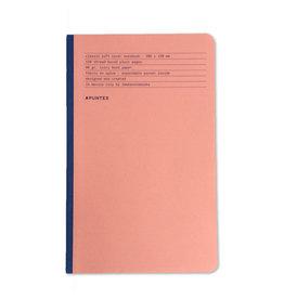 Rosa Azul Classic Notebook