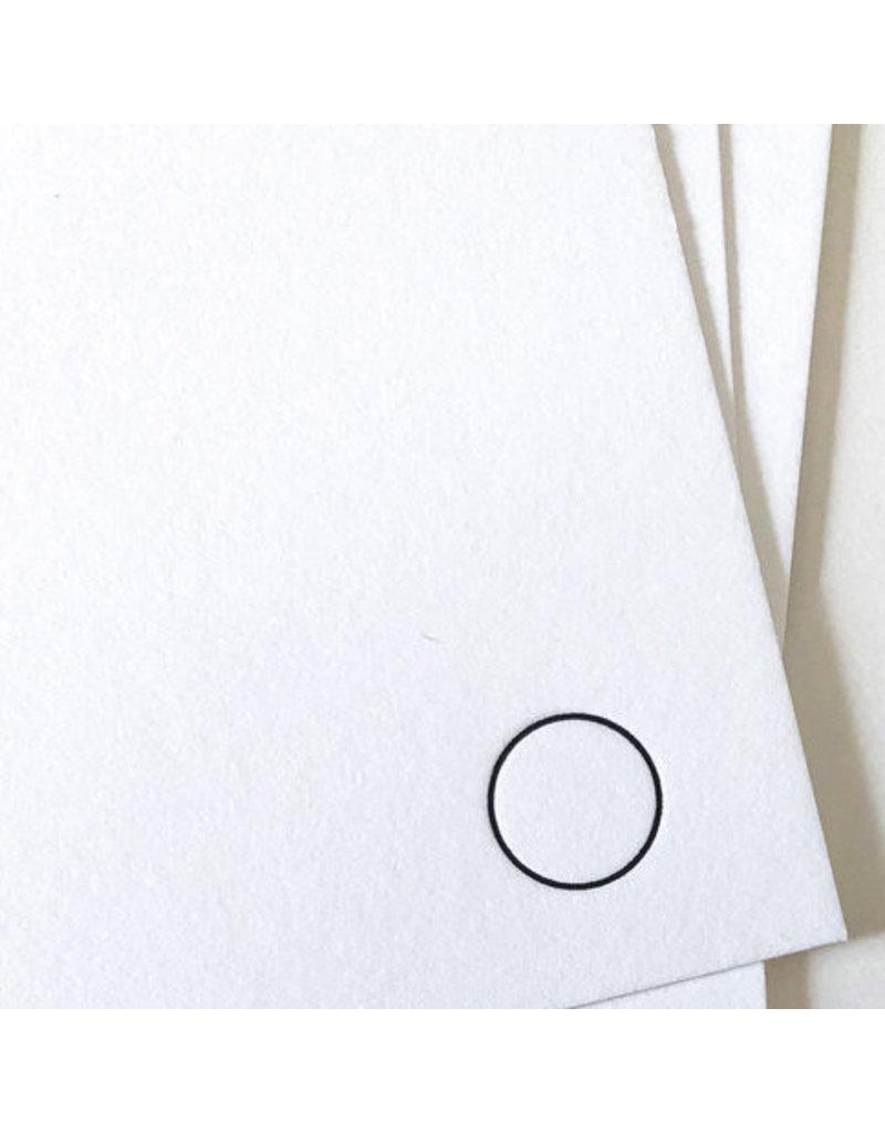 Tiny Bones Design Circle Stationery Set