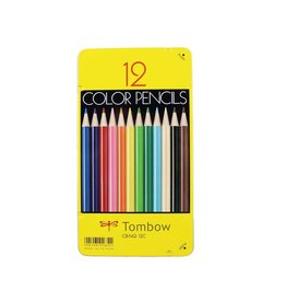 Tombow Color Pencils 12PK