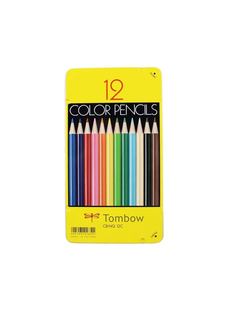 Tombow Color Pencils 12PK