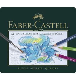 Faber Castell 24 Watercolor Pencil Set