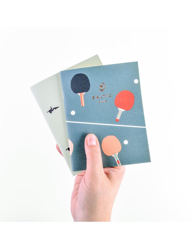 Baltic Club Pocket Notebooks