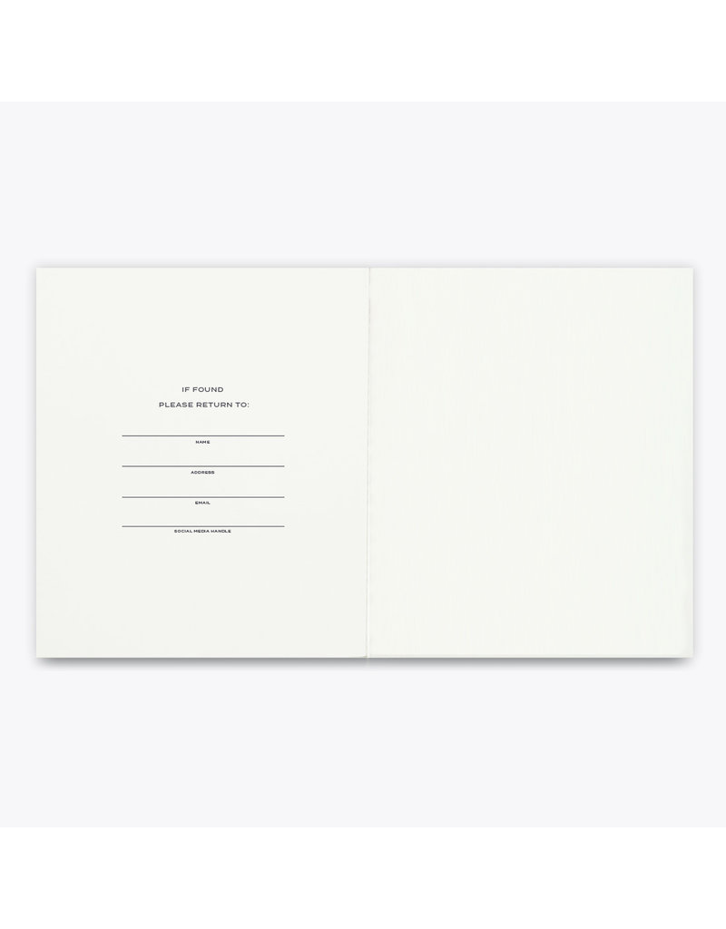 Wit & Delight Rectangles Notebook