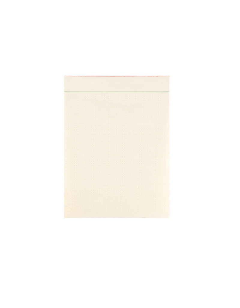 Baltic Club Red Edge Notepad