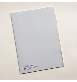 Monograph Soft Grey Notebook