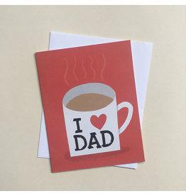 Dad Mug Card
