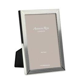 Herringbone Silver Plated Frame