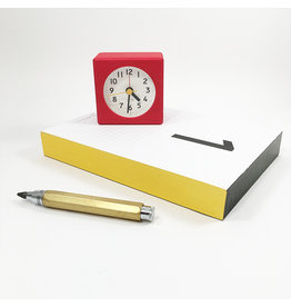 Fabre Wooden Desk Clock