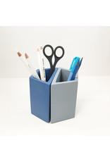 Concrete Book End & Pencil Cup Set