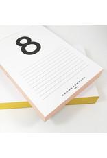 Daily Calendar Pad