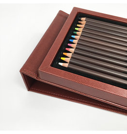 Uni Pericia Oil Based Colored Pencil Set