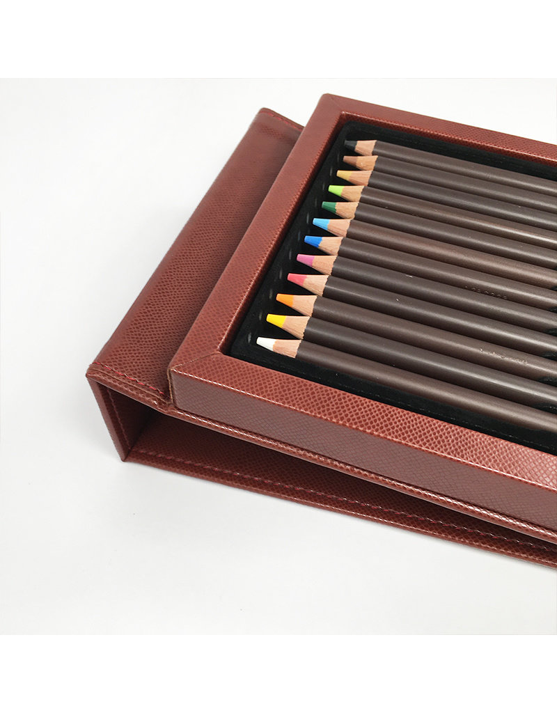 Uni Pericia Oil Based Colored Pencil Set