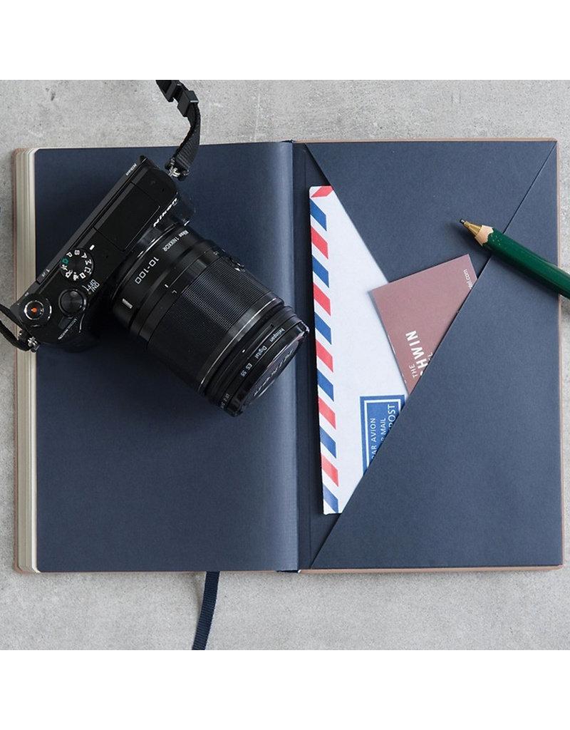 Treuleben Full-Grain Leather Notebook