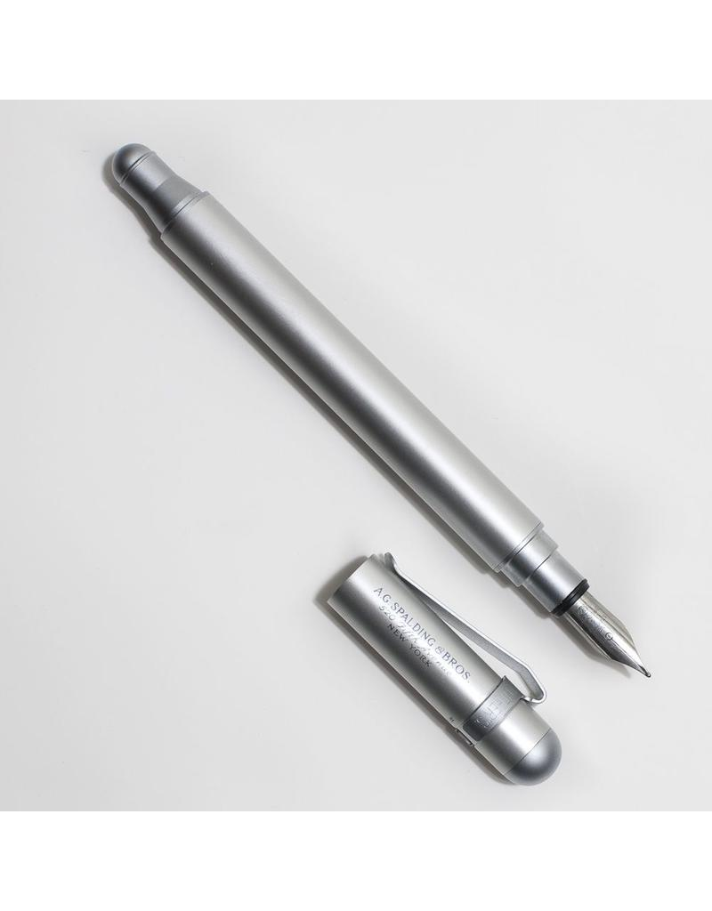 Aluminum Fountain Pen