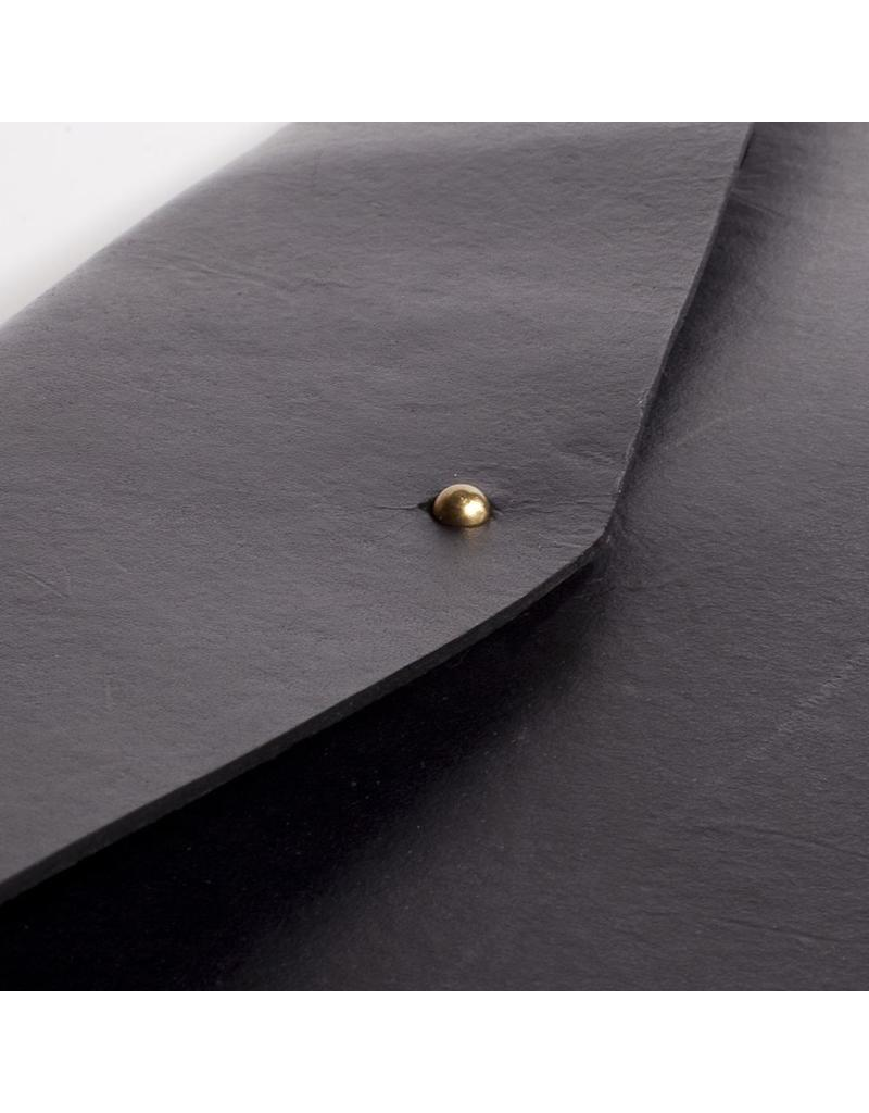 Natural Leather Document Envelope