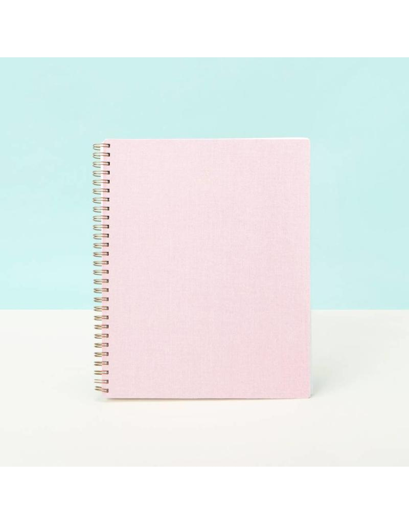 Bookcloth Notebook