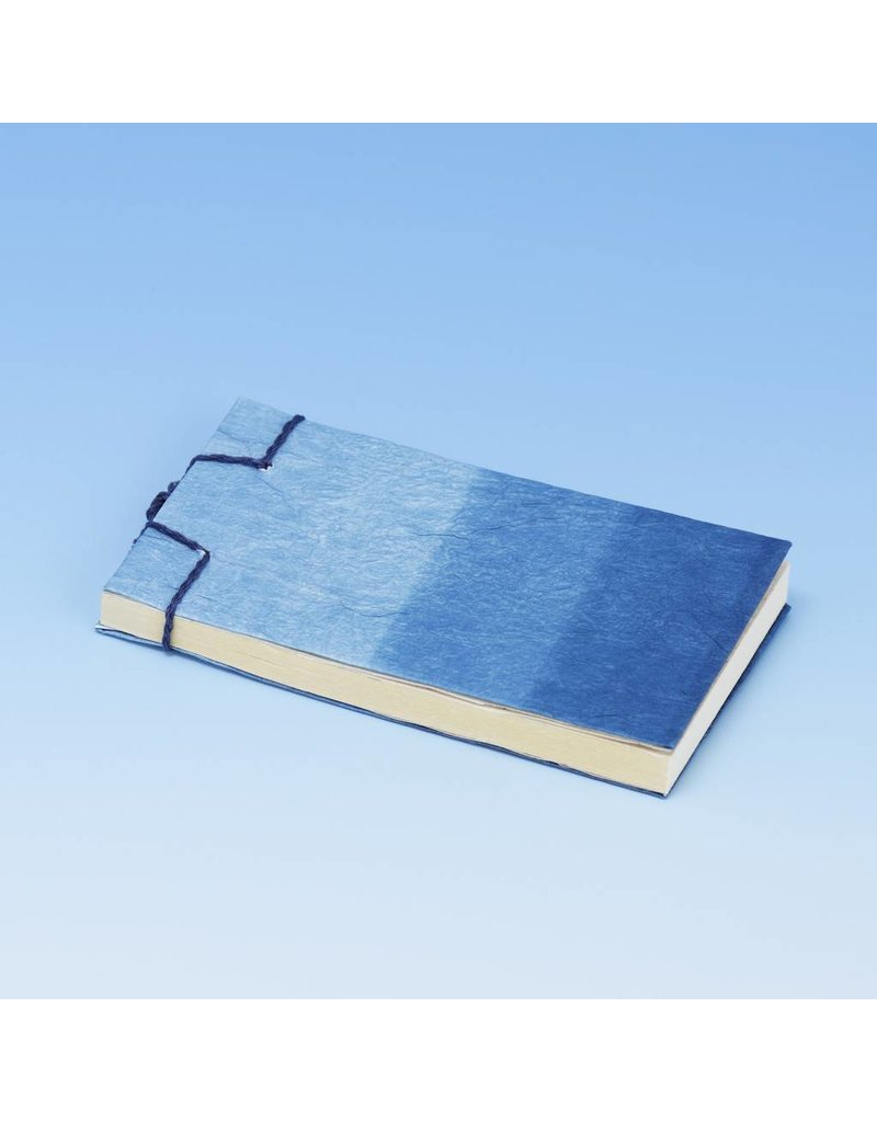 Mini Wacho Indigo Notebook