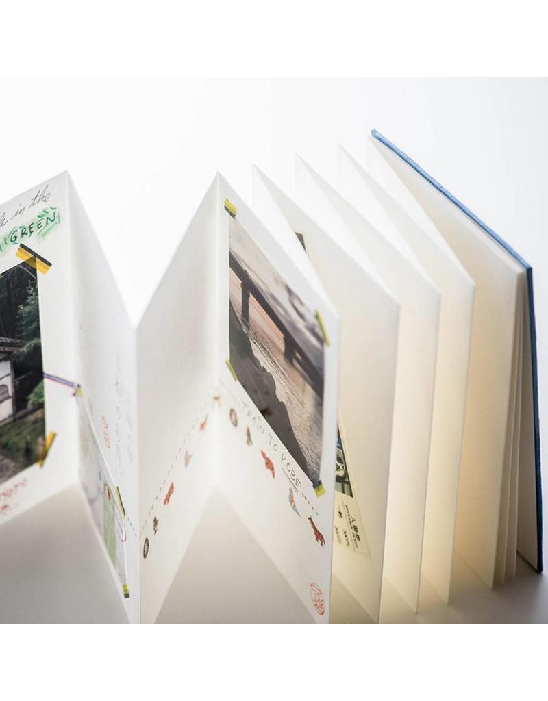 Card Orihon Accordion Notebook