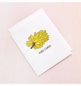 Card Bananas Thank You Card