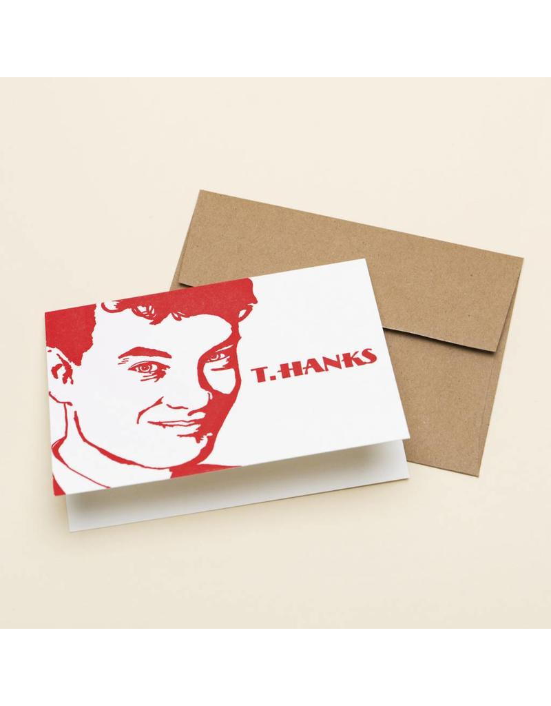 T. Hanks Card Set