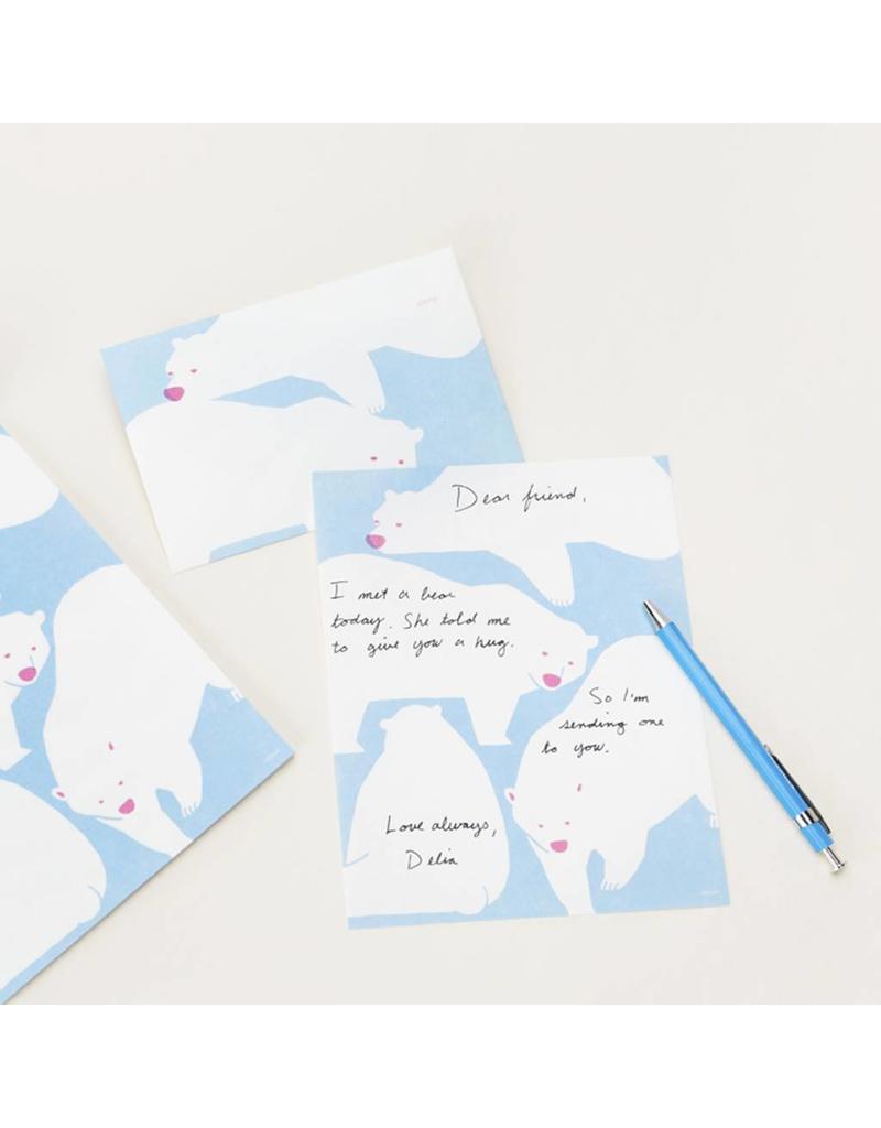 Kimagure Bear Envelopes