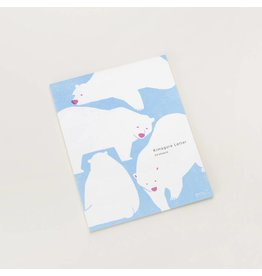 Kimagure Bear Letter Pad