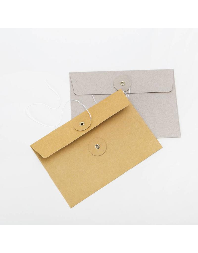 Kraft Envelope Set