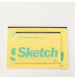 Soho 101 Series Sketchbook