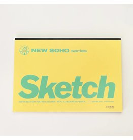 Soho 201 Series Sketchbook