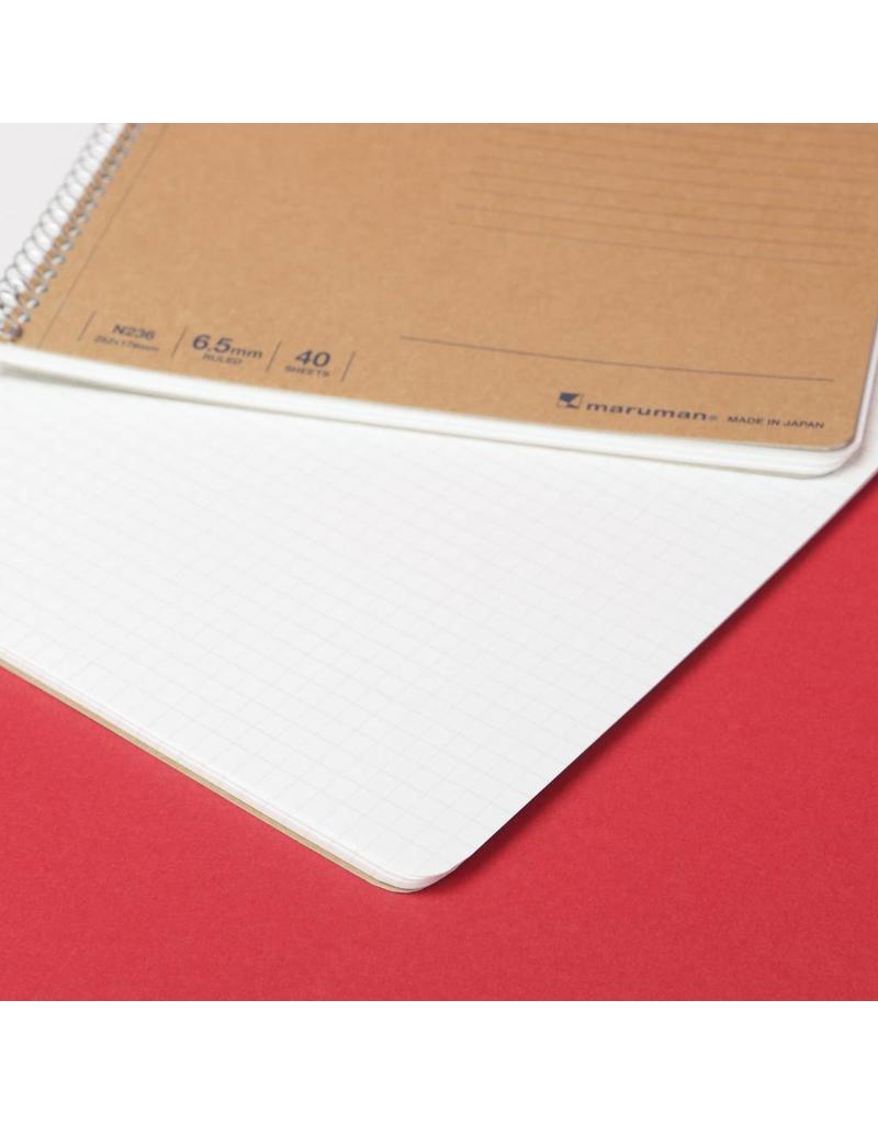 Basic B5 Spiral Notebook