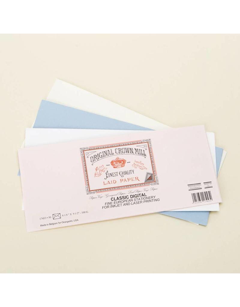 classic digital business envelopes goods for the study mcnally