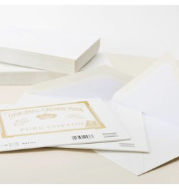 Crown Mill Cotton Envelopes