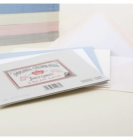 Original Crown Mill Laid Envelopes