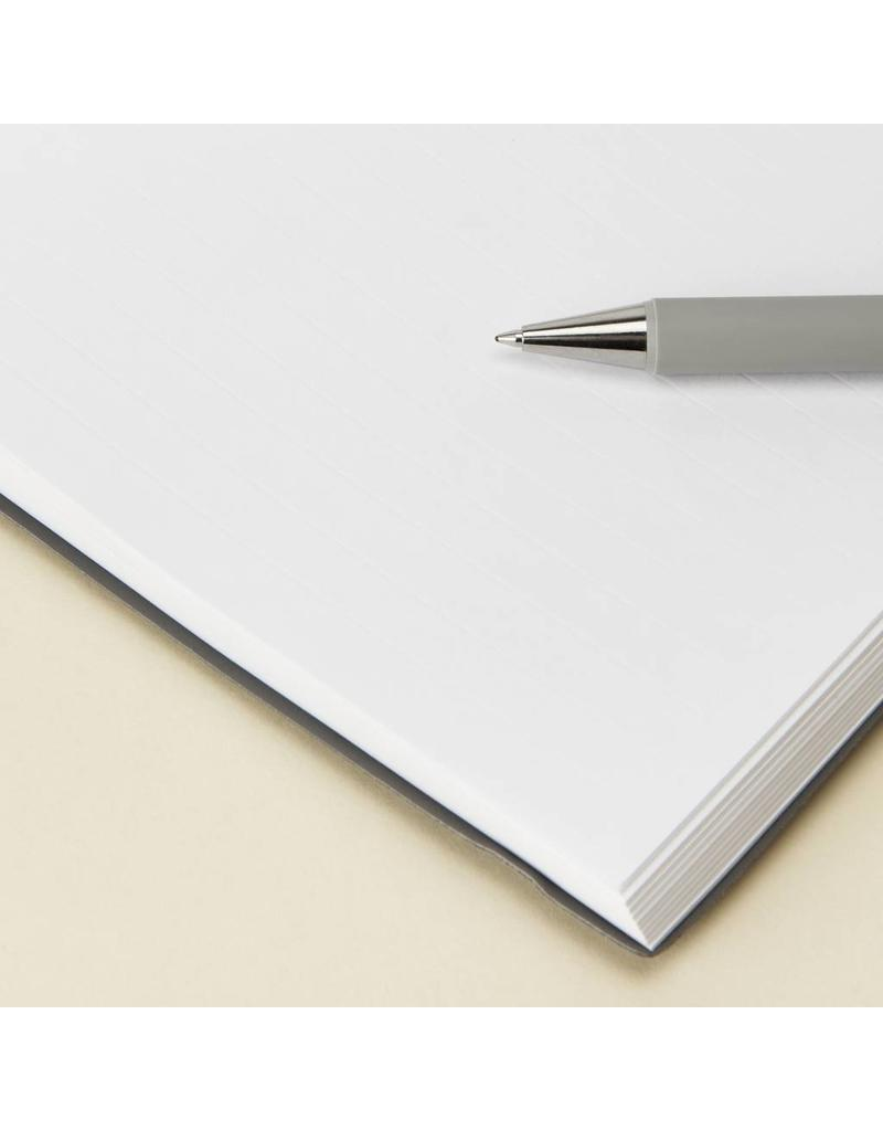 Embossed Line Notebook